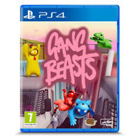 Gang Beasts PlayStation PS4 2019 EU English Factory Sealed