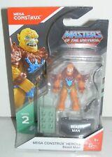 Mega Construx Heroes Series 2 Beast Man Masters of the Universe Mattel MOTU