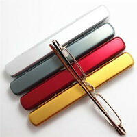 Hot Slim Small Mini Metal Reading Glasses Reader Spectacles +1.0 to 3.5 Little