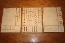Caverna Game Box Organiser Insert Laser cut from 3mm birch ply - DIY Kit