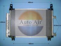 Auto Air Condenser 16-9934 Fits TOYOTA YARIS/VITZ 1.3