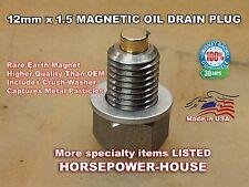 12mm MAGNETIC OIL DRAIN PLUG BOLT HONDA CR125R CR250R CR480R CR60R XL600R XL350R