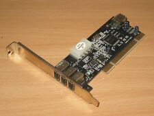 Carte Firewire PCI 3 Ports 1394 + 1 interne