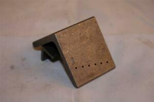 BlackPowderMuzzleloading Barrel Tennon Drilling Fixture for Drilling and Pinning