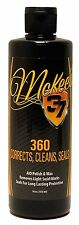McKee's 37 360 Paint Sealant, Combines Correction, Cleaning &Sealing, 16 fl. oz.