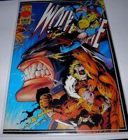 WOLVERINE * 1995 Marvel Comics X-MEN Deluxe