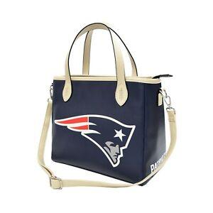 New England Patriots Victory Tote Bag Handbag