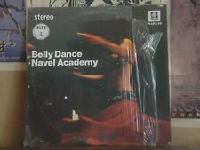 BELLY DANCE NAVEL ACADEMY - LP PI-LPS-30 GUS VALI