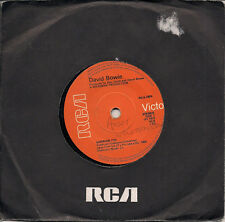 "David Bowie Sorrow / Amsterdam French 45 7"" single France"