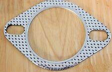 "2.5"" / 64mm Two Pin Performance Exhaust Gasket For Subaru Impreza, STi, WRX"
