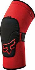 Fox Racing Launch Enduro Knee Guard: Red MD