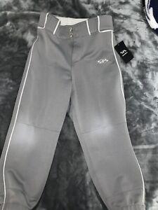 boombah softball pants sz 24