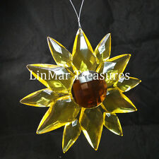 Ganz Crystal Expressions Sunflower Sun Catcher