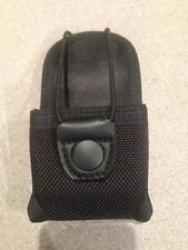 LEGEAR POLICE ISSUE TACTICAL BLACK RADIO KIT BELT POUCH