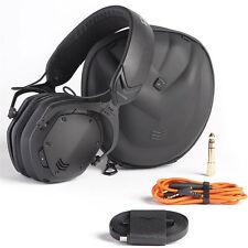 V-Moda Crossfade II Wireless Over-Ear Headphone Matte Black New XFBT2-MBLACK