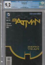 BATMAN # 21 CGC 9.2