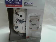 Better Homes And Gardens 12 Days Of Christmas Accent Warmer w/swivel plug 15 w