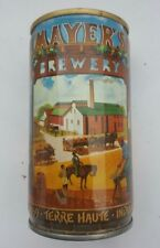 Mayer's Brewery Terre Haute, Indiana 1978 No 16 Limited Edition Historical steel