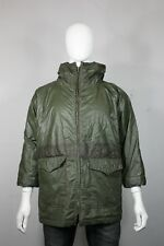 WWII german germany waterproof parka jacket S ww2 wool lined field vintage