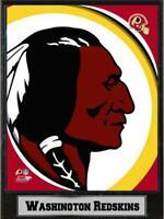 Washington Redskins Logo Holz Wandbild 30 cm,Plaque NFL Football ,Neu