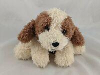 """Russ Scruffy Dog Plush 10"""" Puppy Stuffed Animal Toy"""