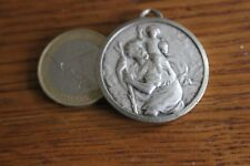 Medaille Saint Christopher Miracle Medal #2