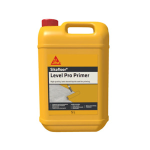 Sika Sikafloor® Level Pro Primer Synthetic Pre-Mixed Primer - 5L