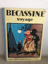 PINCHON / BECASSINE EN VOYAGE / gautier-languereau 1930