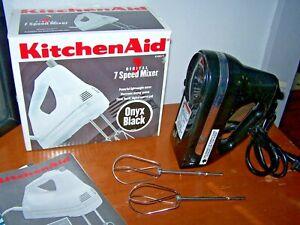 KitchenAid Hand Mixer Ultra Power Plus 7 (7 Speed) 120V 60HZ KHM7T