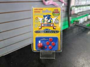 Atgames Sega Mega Drive Arcade Nano - Sonic the Hedgehog - Brand New