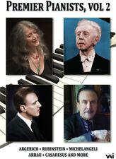 Martha Argerich - Premier Pianists 2 [New Dvd]
