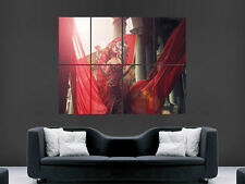 JAPANESE GEISHA WOMEN POSTER ART WALL LARGE IMAGE GIANT