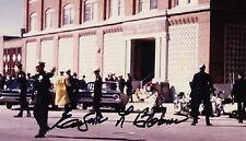 Kennedy Assassination JFK: Sheriff Boone discovered Carcano Rifle SIGNED PHOTO