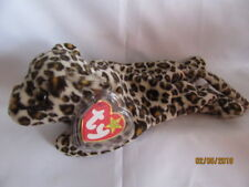 TY BEANIE BABY FRECKLES - LEOPARD - MINT - RETIRED