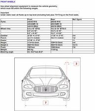 Maserati Quattroporte 2003 - 2012 Workshop Service Repair Diagnostic Manual