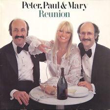 PETER, PAUL & MARY Reunion GER Press Warner WB 56 554 1978 LP