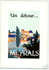 Un détour... MEYRALS par J. JOUANEL + PERIGORD
