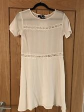 Daisy Street Urban Outfitters Lace White Summer Dress 6