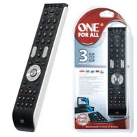 One For All URC7130 Universal 3 in 1 TV Remote Control