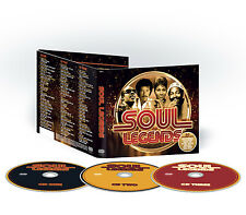 Soul Legends 3 CD Set Various Artists 2018
