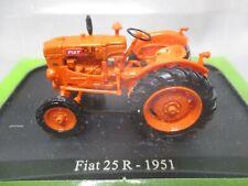 DV9146 HACHETTE 1/43 TRACTEUR FIAT 25R 1951 REF G1093030 TRES BON ETAT