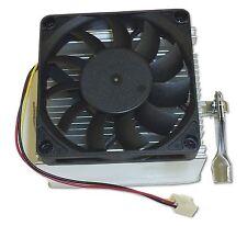 NEW Foxconn AMD AM2 3-Wire CPU Heatsink Cooling Fan HI.12900.002 PKP438G01X22