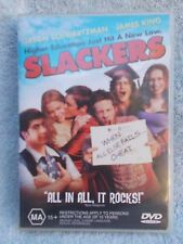 SLACKERS JASON SCHWARTZMAN,JAMES KING MA R4