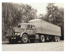 MIDDLE ATLANTIC TRANSPORTATION 1950s AUTOCAR, New Britain, CT 8x10 B&W Photo