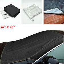 """56 *72"""" Pickup Windshield Front Window Cover Snow Protector Sun Shield For GMC"""