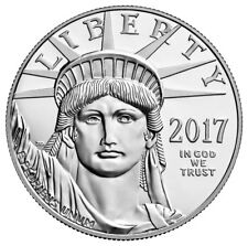 2017-W 1 oz Platinum American Eagle Proof $100 Coin Orig Mint Packaging SKU48314