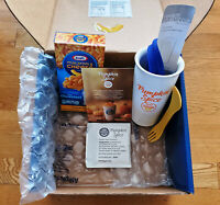 KRAFT Macaroni and Cheese PROMO PUMPKIN SPICE KIT NEW IN BOX! Limited Ed Oddball