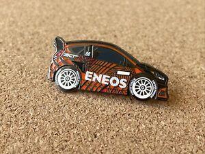 Leen Customs Loenbro Ford Focus Ford Fiesta ENEOS Rally Orange #250/250