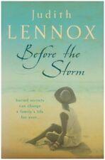 Before The Storm,Judith Lennox- 9780755331338