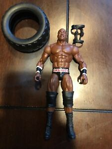WWE Bobby Lashley Wrestling Figure with Accessories